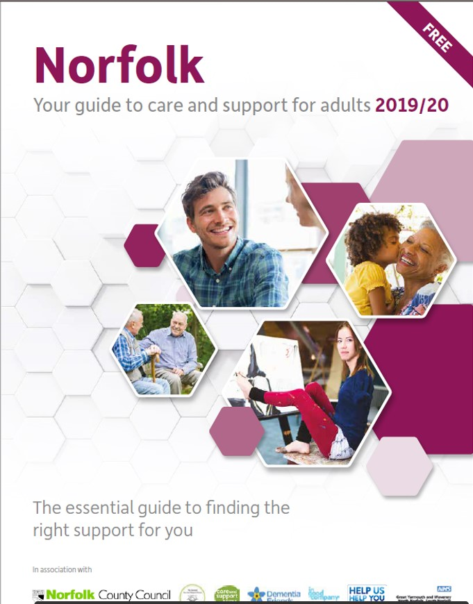 Norfolk care guide